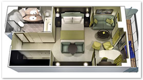 Penthouse Suite (PH2)