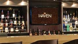 The Haven Lounge (Private Access for Guests of The Haven Only)