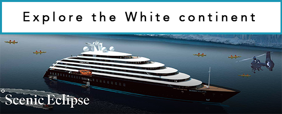Scenic Eclipse Launch Offer